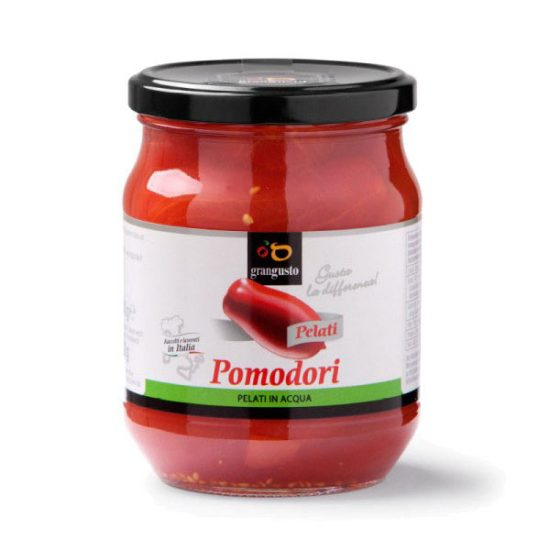 Pomodoro Pelato in Acqua, Gran Gusto - Pinsa Store