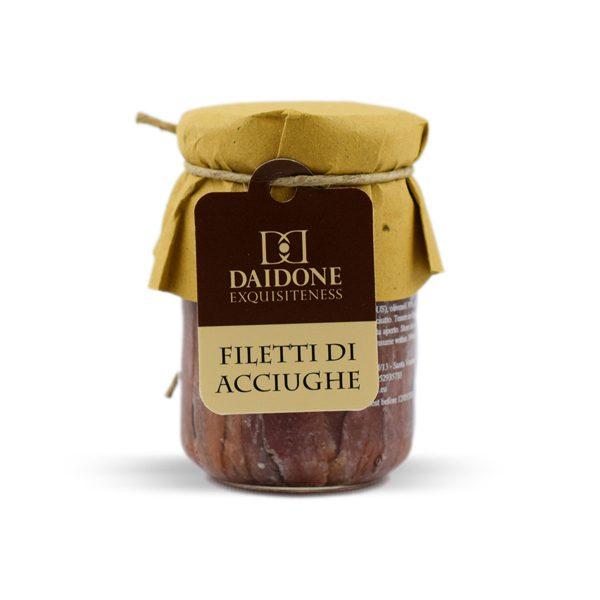 Filetti di Acciughe, Daidone Exquisiteness - Pinsa Store