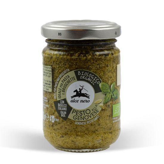 Pesto alla Genovese Biologico, Alce Nero - Pinsa Store