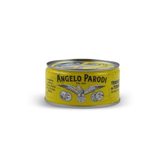 Trancio di Tonno in Olio d'Oliva, Angelo Parodi - Pinsa Store